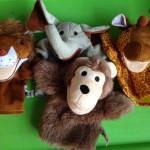 62619 Animal puppets