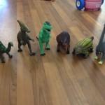 66004 Six big dinosaurs