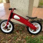 70316 Red balance bike