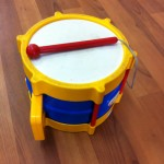 drums and other musical toys