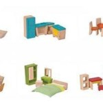 Furniture for dolls houses