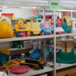 We have a wide range of toys for your children to e