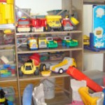 Our shelves are stacked with toys for you to choose from